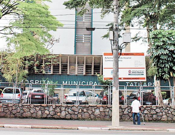 Hospital do Tatuapé segue fora da PPP, diz Secretaria