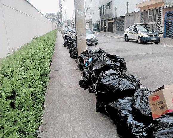 Lixo – Condomínio é notificado