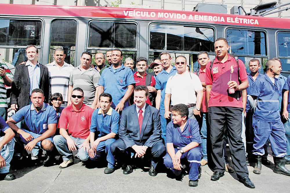Ônibus Elétricos – Novos veículos são entregues no Tatuapé