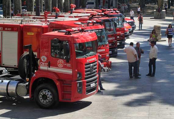 BOMBEIROS – Corporação tem novos veículos