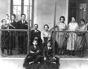 A família Camardo