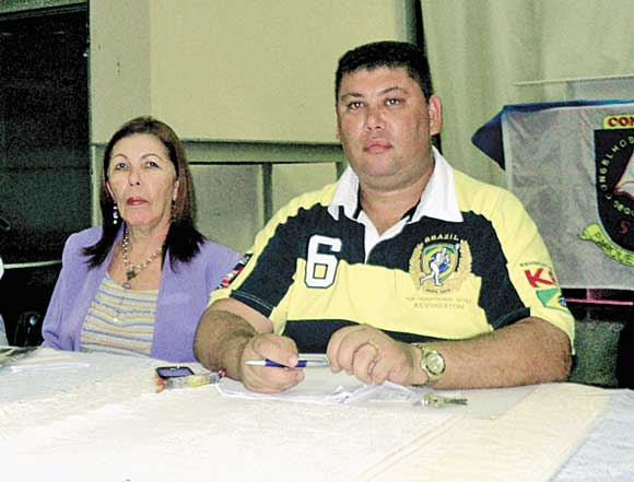 ESTELIONATO – Delegada alerta moradores