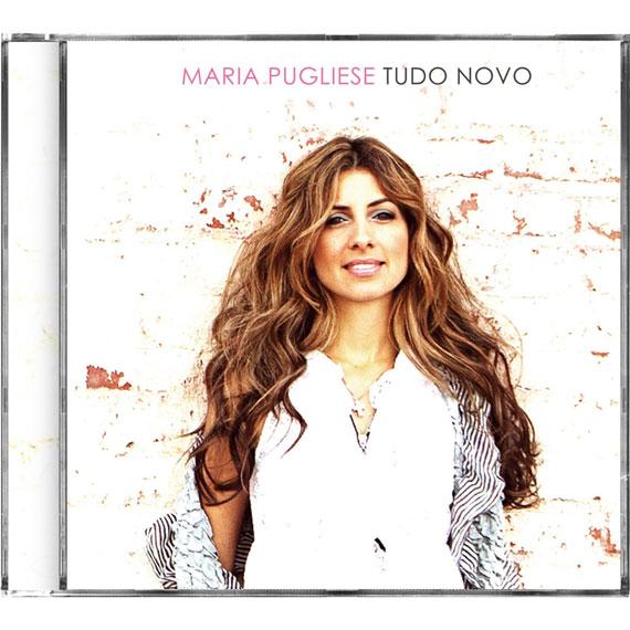 Maria Pugliese lança CD