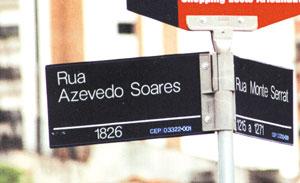 A família Azevedo Soares