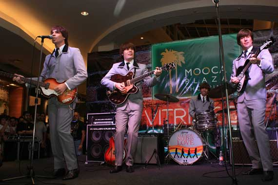 SHOW – All You Need is Love revive beatlemania na Mooca