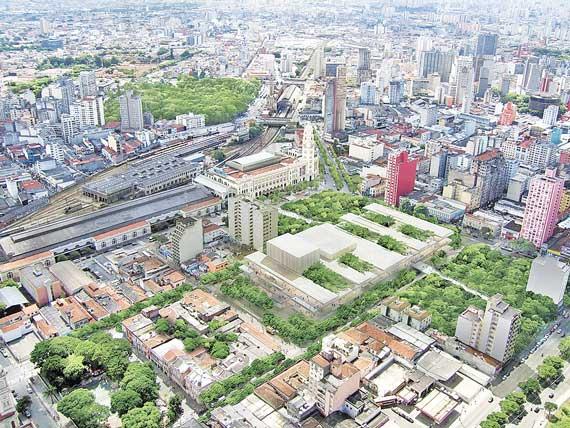 INVESTIMENTO – Obras do Complexo Cultural Luz devem começar em 2013