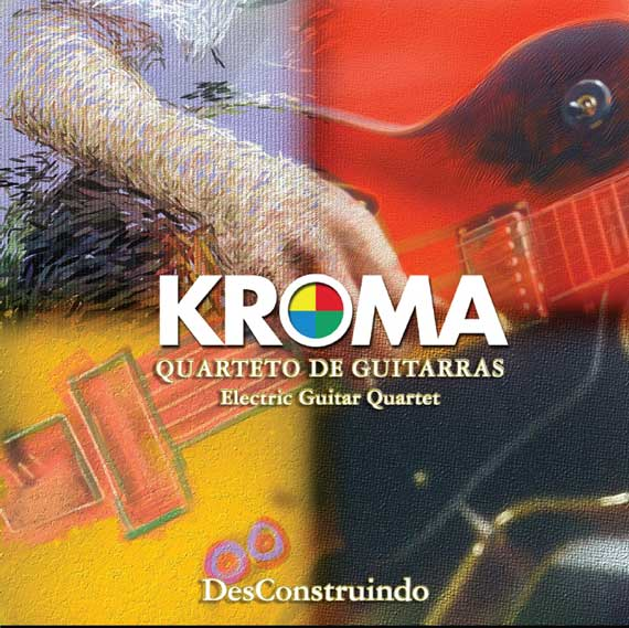 Kroma lança 'Desconstruindo'
