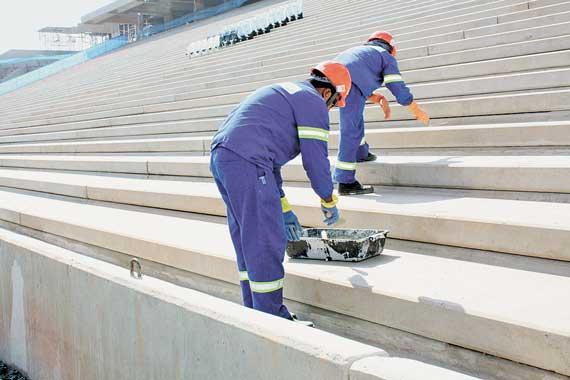 ITAQUERA – Ministro diz que estádio irá transformar a região