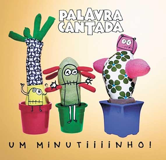 Novo CD do Palavra Cantada