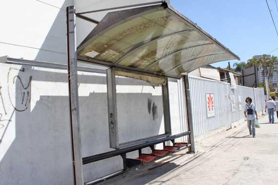 Ônibus: paradas ainda aguardam reparos no Tatuapé