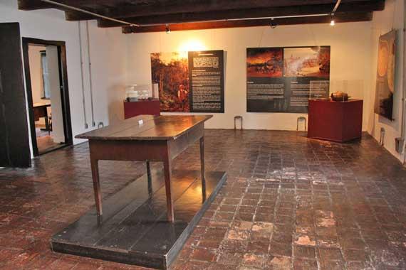Casa do Tatuapé preserva traços da história da cidade