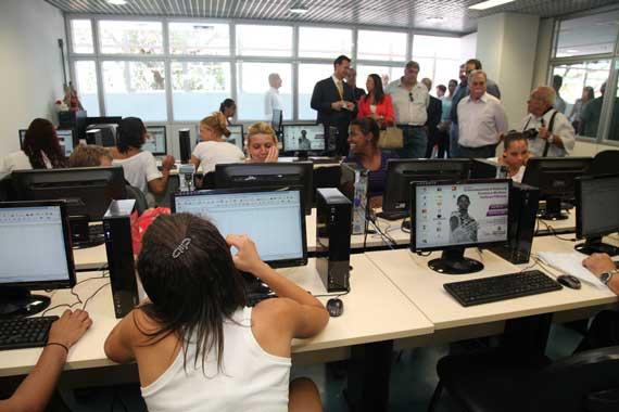 Centro Cultural da Penha é oficialmente inaugurado