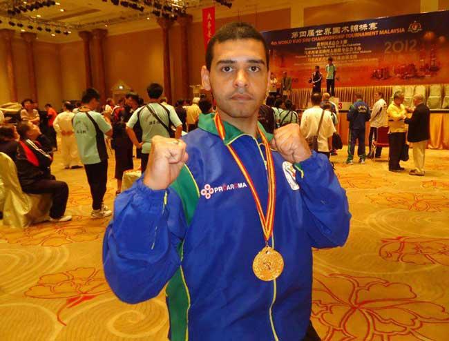 KUNG FU – Penhense conquista o ouro em competição na Malásia