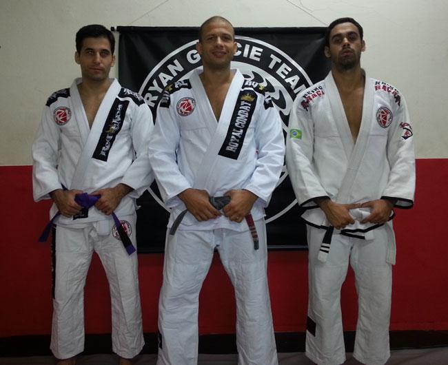 MOOCA – Lutadores de Jiu Jitsu vão atrás de medalhas nos EUA