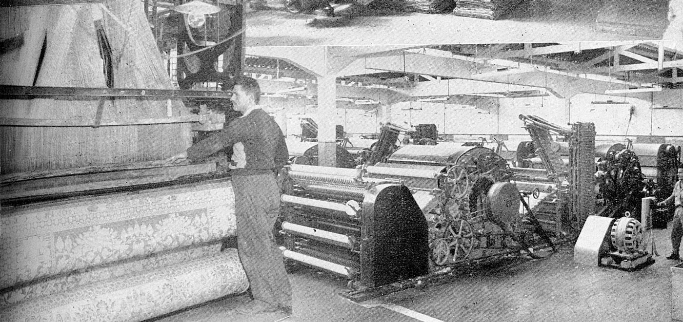 O estágio das empresas na época instaladas no Tatuapé