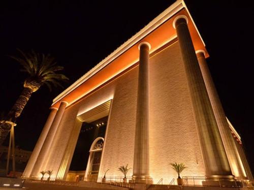 Haddad renova licença do Templo de Salomão