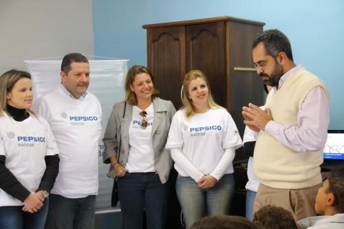 OBRA SOCIAL DOM BOSCO – PepsiCo realiza projeto-piloto em Itaquera
