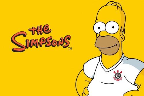 Simpsons são corinthianos!