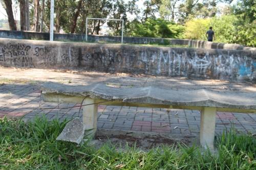 'Praça do Alemão': sem investimentos – Subprefeitura responde