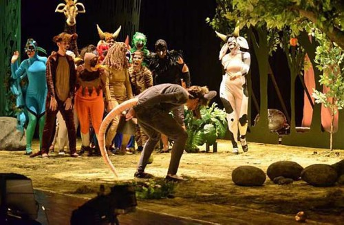 Musical 'O Éden'