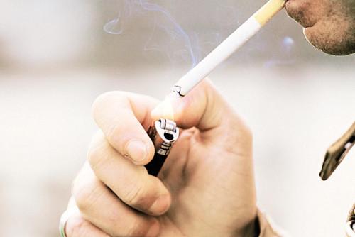 Fumantes passivos  também podem adoecer