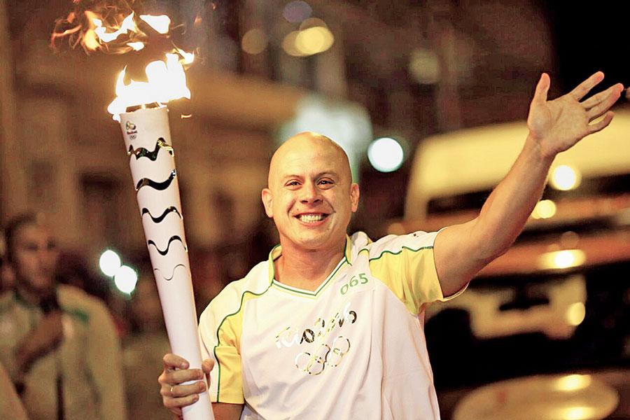 Tatuapeenses participam do Tour da Tocha Olímpica