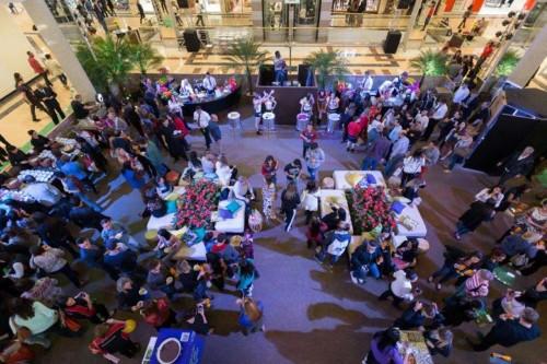 Party at the Mall celebra a Primavera