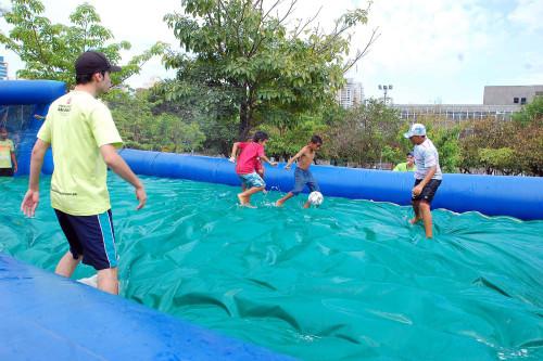 VIRADA ESPORTIVA – Zona Leste tem várias atividades
