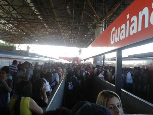 ACESSIBILIDADE – Obras de Guaianases emperraram