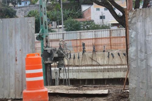 Obras contra enchentes