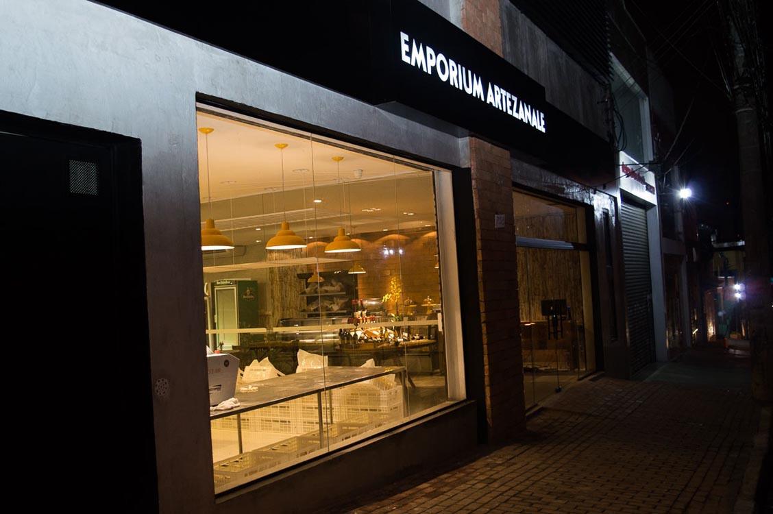 EMPORIUM ARTEZANALE – Cozinha artesanal italiana