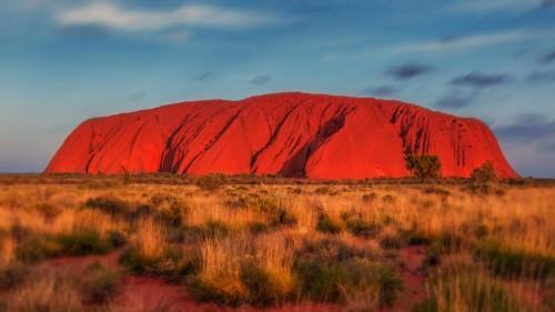'Austrália em cores'