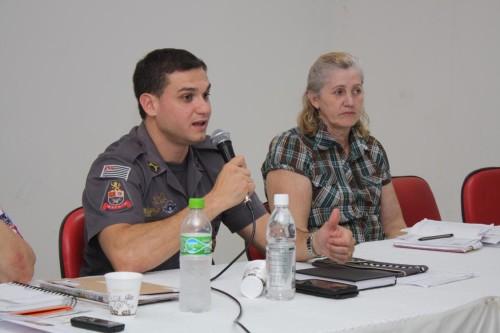 VIZINHANÇA SOLIDÁRIA – Capitão divulga projeto
