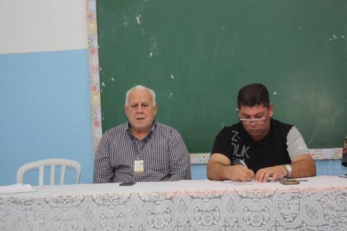 Parque São Jorge: prefeito regional vai ao Conseg