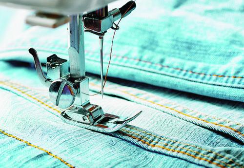 Oportunidade para quem quer costurar