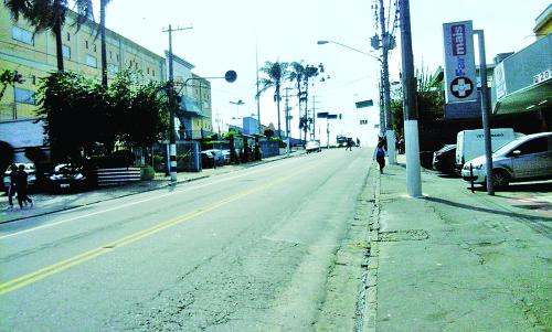 Itaquera: motoristas pedem reavaliação de faixa de ônibus