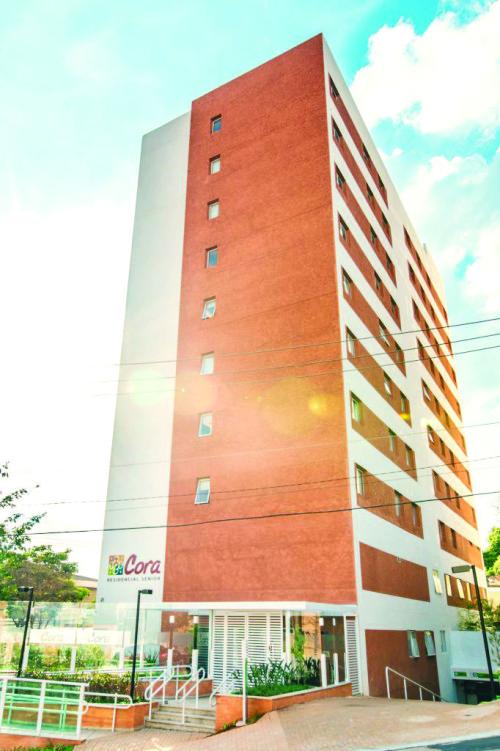 Cora Residencial Senior:  nova unidade chega ao Tatuapé