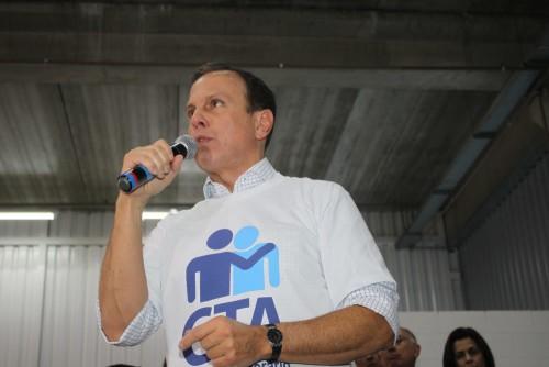 Segundo Doria,  cidade conta com 25 mil moradores de rua