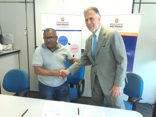 Grupo Drummond  assina acordo de cooperação