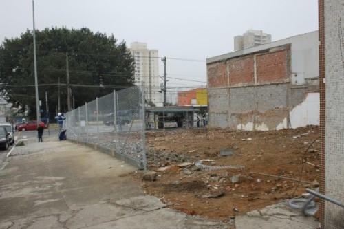 Linha 2-Verde: Metrô continua com demolições