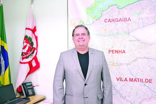 Regional Penha divulga ações