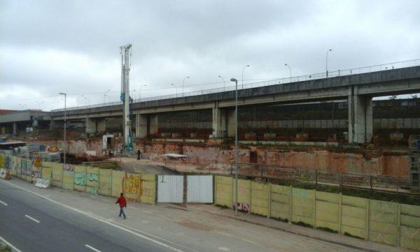 Terminal em Itaquera – Obras estão em andamento