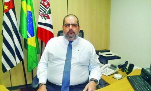 Armando de Oliveira Costa Filho é o delegado titular da 5ª Seccional - Leste, localizada no Belém