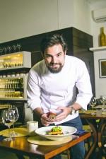 Rios Restaurante: Rodrigo Aguiar é o Chef  Revelação eleito pela Veja