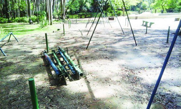 Playground do Piqueri – À espera de uma definição