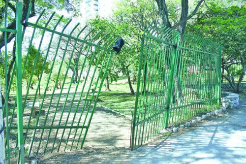 Ano está prestes a terminar e nada do Parque Municipal do Tatuapé