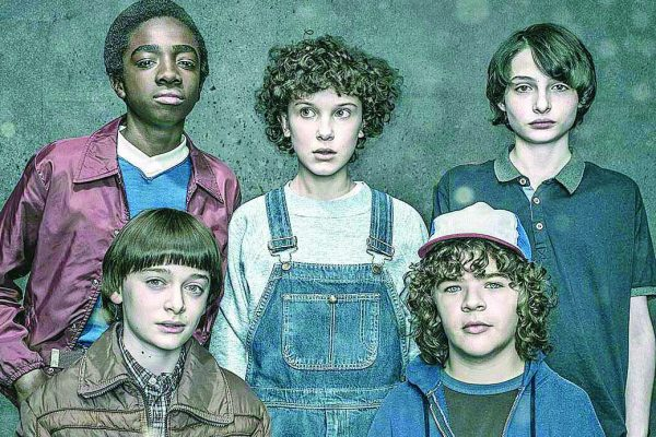 Netflix – Nova temporada de Stranger Things