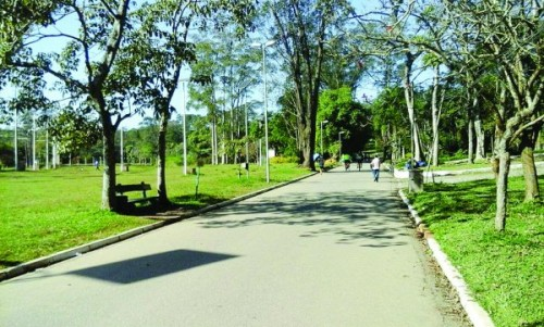 Férias – Parques favorecem bem-estar