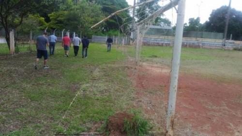 Centro Esportivo terá jogo de futebol no dia 3