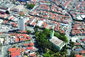 Controle de crimes no Parque São Jorge